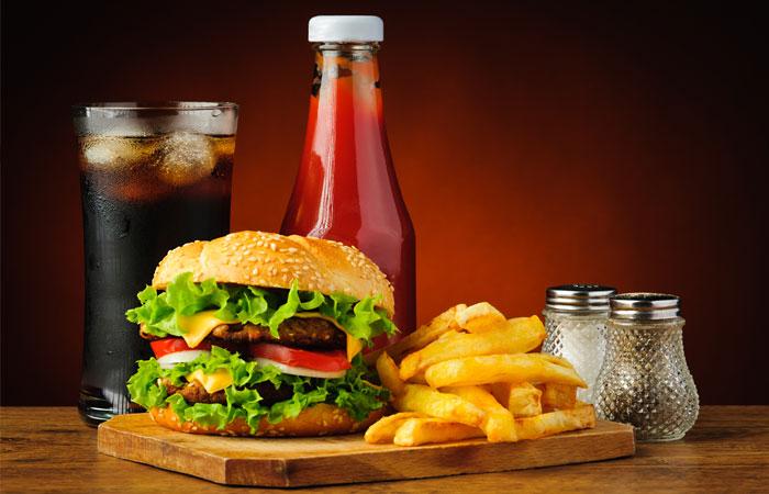 О пользе картофеля, кетчупа, сала и другой «вредной» еды.