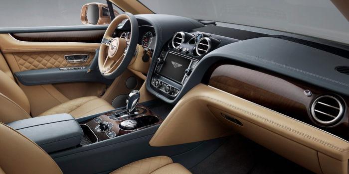 Bentley Bentayga - это уместная роскошь.