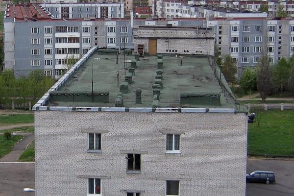 Битумная мастика используется для гидроизоляции зданий