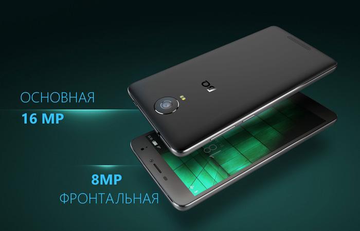 Смартфон BQ-6050 Jumbo.