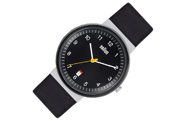 Дизайнерские часы Braun