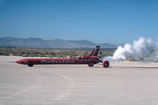 Budweiser Rocket