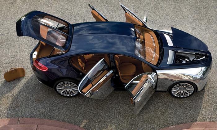 Bugatti Galibier 16C.