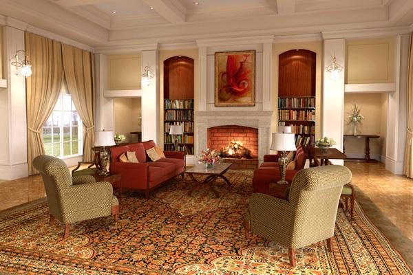 Как сделать из квартиры потрясающей красоты дворец