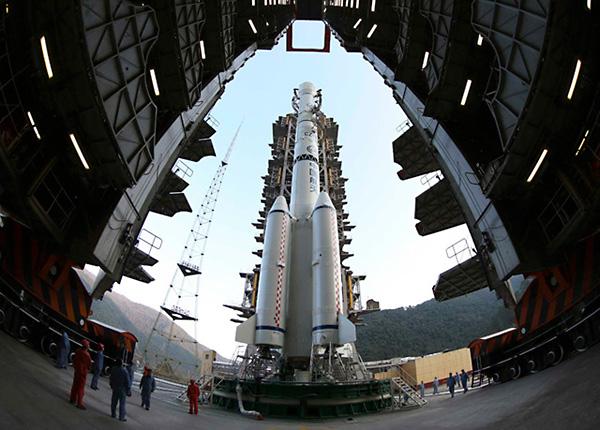 Китайский ракетоноситель Чанчжэн-3Б