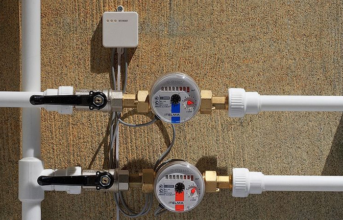 Как удалённо контролировать счётчики электричества и воды.