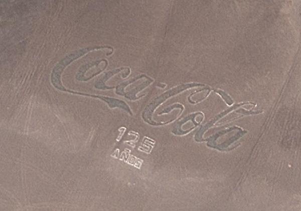 Надпись Coca-Cola. Чили, Арика.