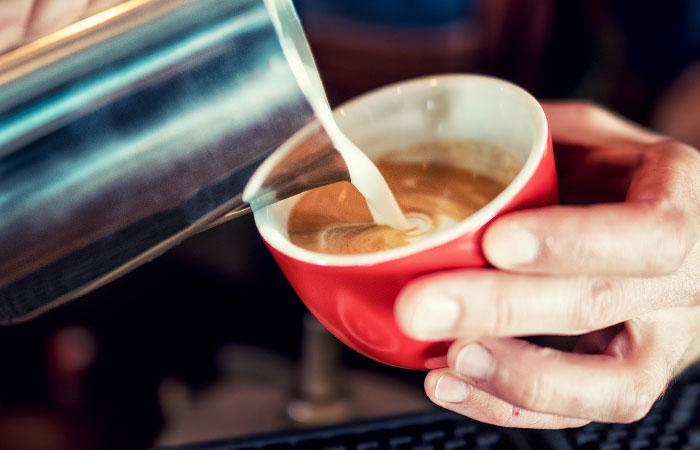 Кофе: высокая работоспособность и крепкое здоровье.