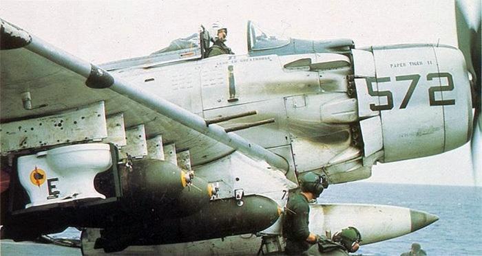 Во время войны во Вьетнаме американцы использовали обычный унитаз вместо авиабомбы.