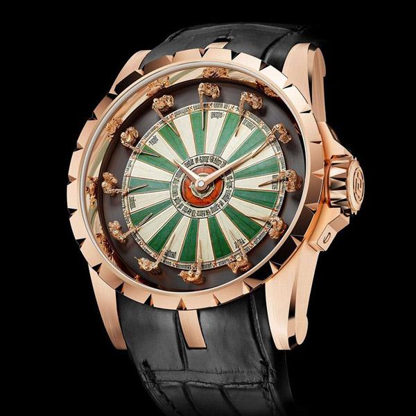 Наручные часы «Рыцари круглого стола»