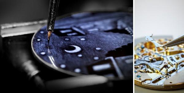 Наручные часы ручной работы из снов и фантазий