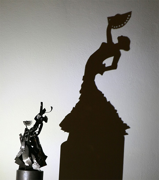 Прекрасная танцовщица из тени