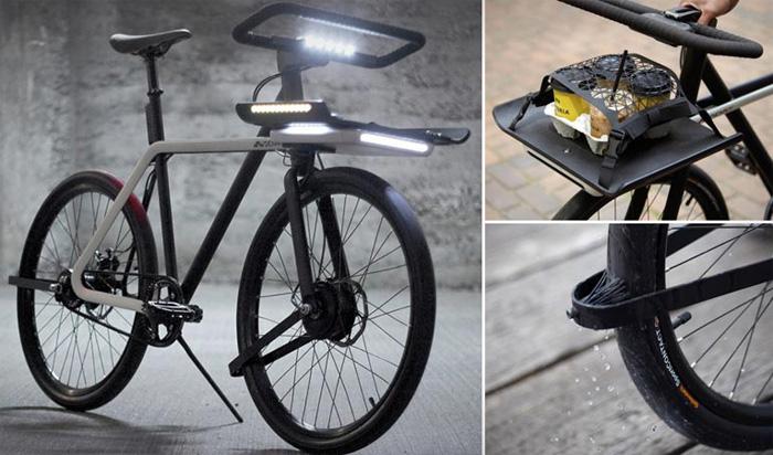 Denny Bicycle - почти идеальный велосипед.