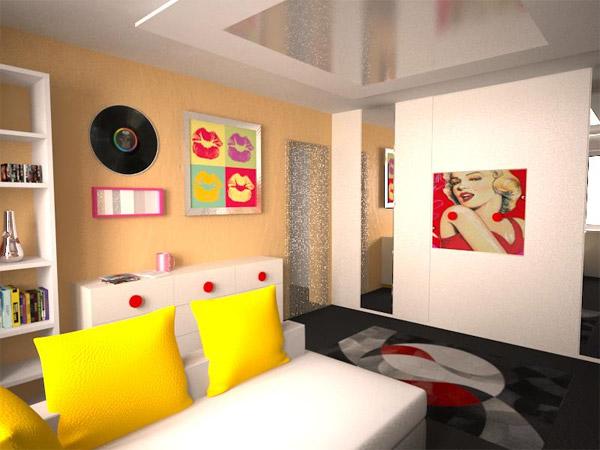 Гипсокартон – основа для интерьерного дизайна.
