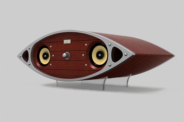 Дизайнерский аудиобокс Eclipse
