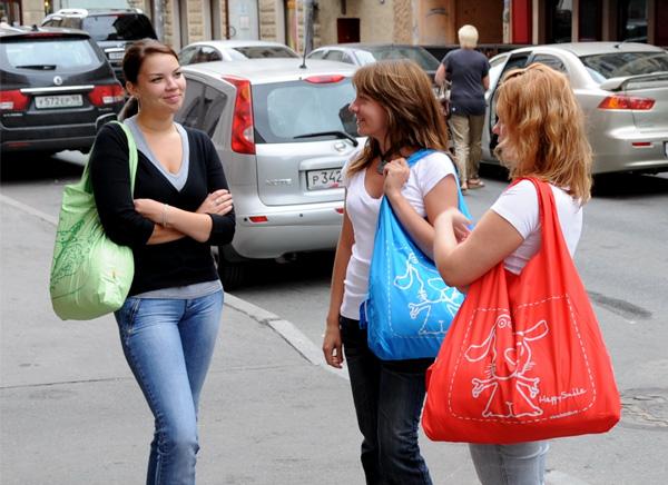 Эко-сумки: как стильно и модно заботиться об экологии.