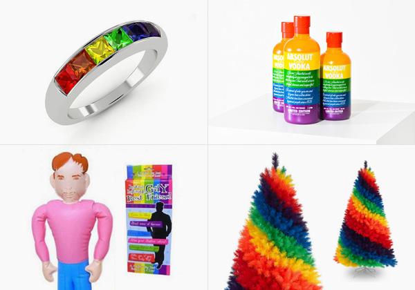 Самые оригинальные дизайнерские решения для геев