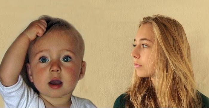 На трогательном видео длинной 4 минуты вся  жизнь девочки от рождения  до 14 лет
