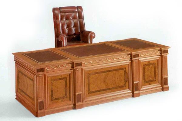 Новая мебель для министра