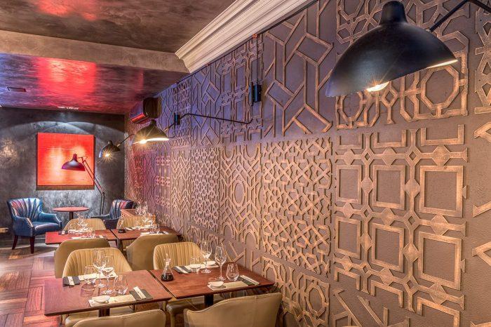 Ресторан японской кухни в Лиссабоне оформили известные украинские дизайнеры.