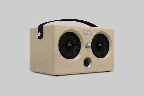 Дизайнерский аудиобокс Junior