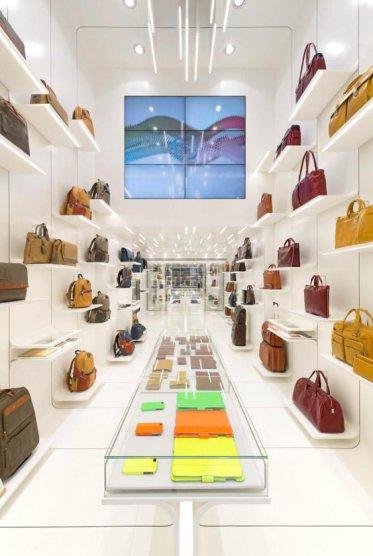 PIQUADRO открыл первый бутик в  Париже
