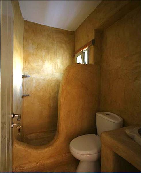 Интерьер 7 домов в традиционном кикладском стиле на острове Парос