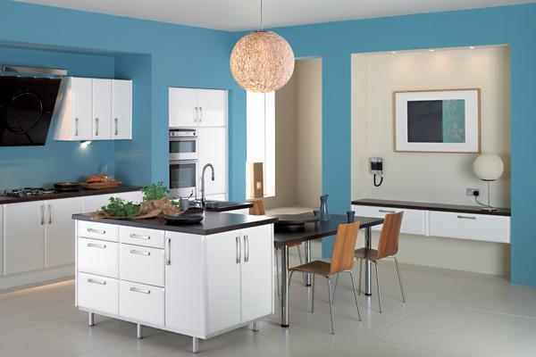 интерьер классической кухни фото