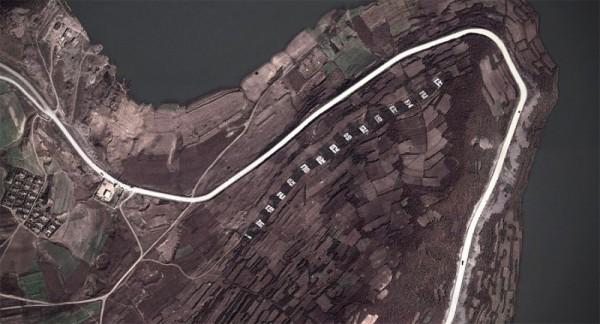 Налпись в Северной Корее