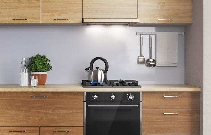 Кухонная вытяжка Krona KAMILLA wood 600.