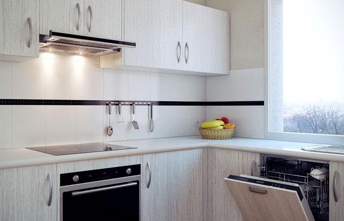Кухонная вытяжка Krona KAMILLA 600 dark glass.