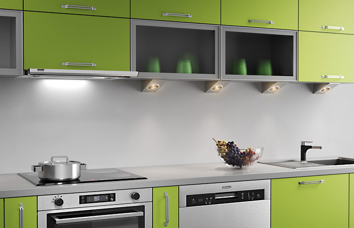 Вытяжка для кухни Krona KAMILLA slim 600 inox.