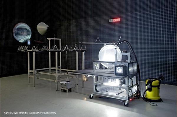 «Лаборатория тропосферы» Агнес Майер-Бранди