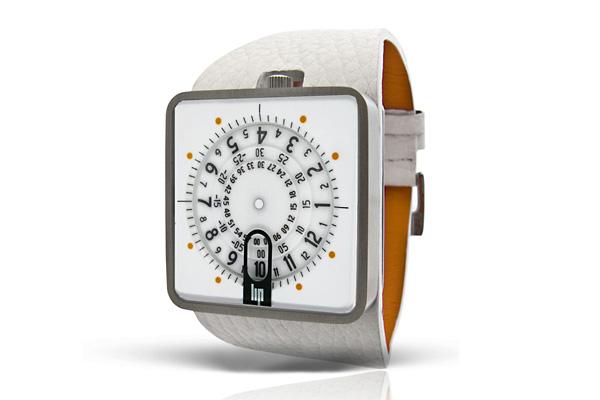 Французские дизайнерские часы LIP