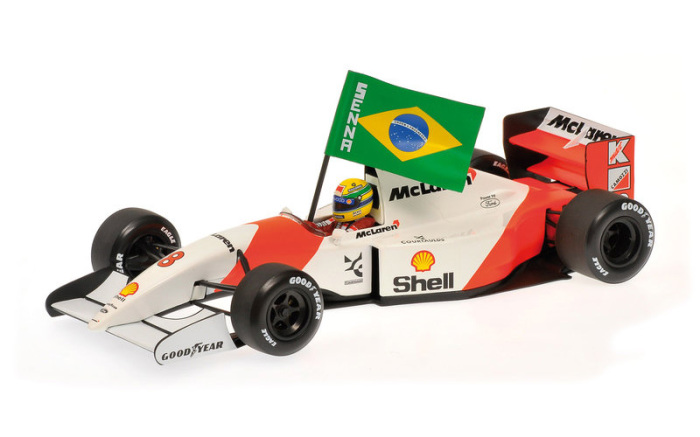 McLaren MP4/8.