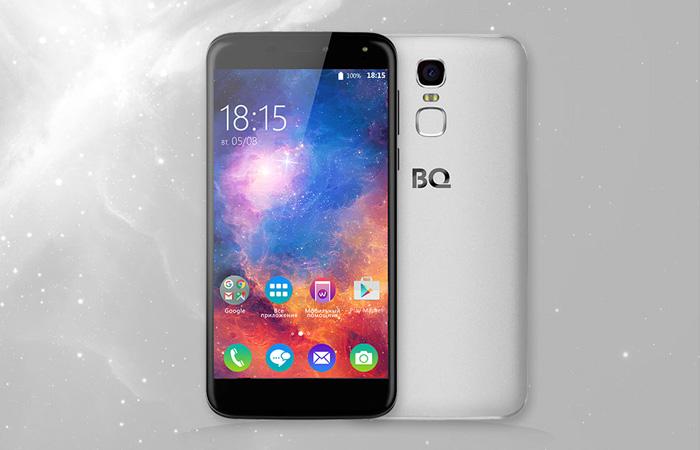 Обзор смартфона BQ BQS-5520 Mercury.