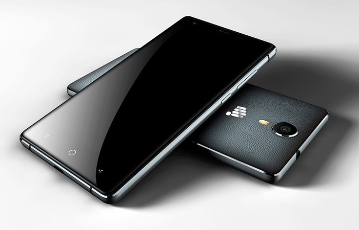 Двухсимочный смартфон  Micromax Canvas 5 Lite Q462.