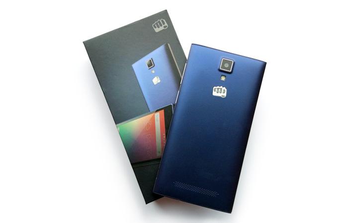 Практичный смартфон Micromax Canvas Q413 для всех, кто ценит хороший 4G интернет