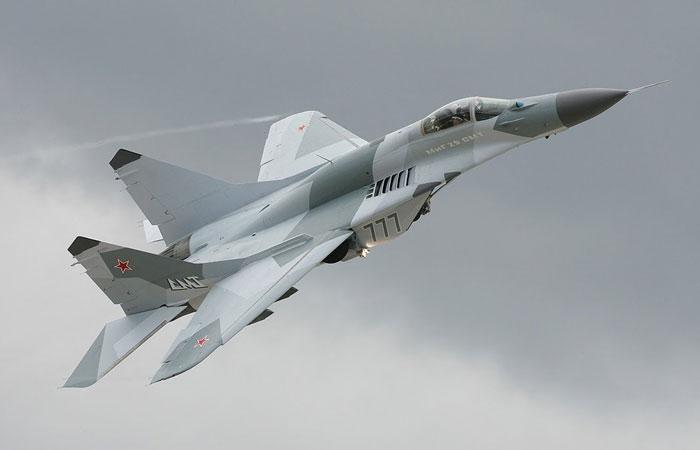 МиГ-29 СМТ - новое поколение истребителей.