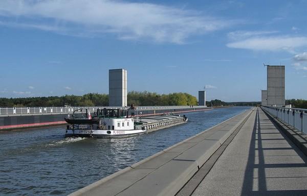 Среднегерманский канал