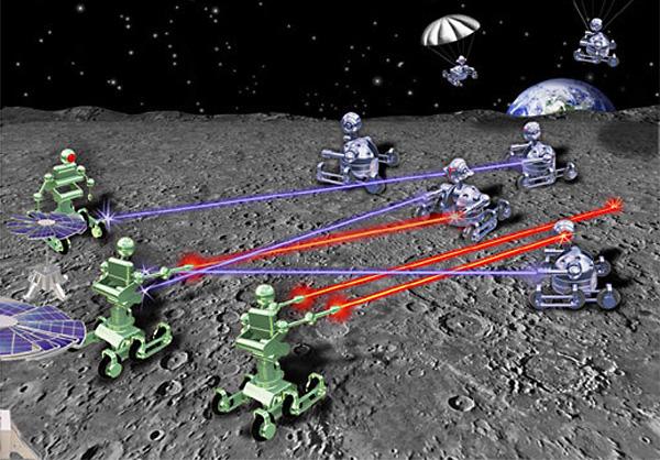 Битва за Луну: как ведущие космические державы планируют захват и освоение Луны