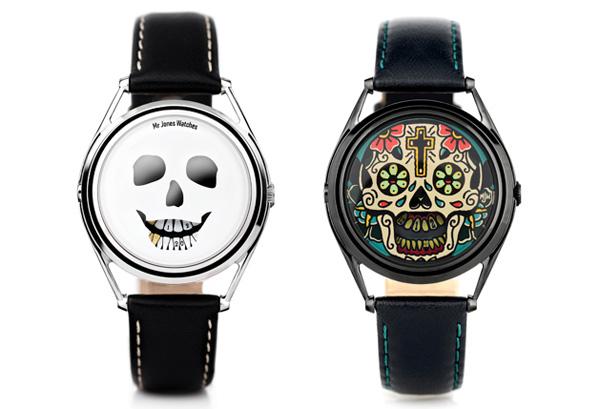 Дизайнерские часы Mr. Jones Watches