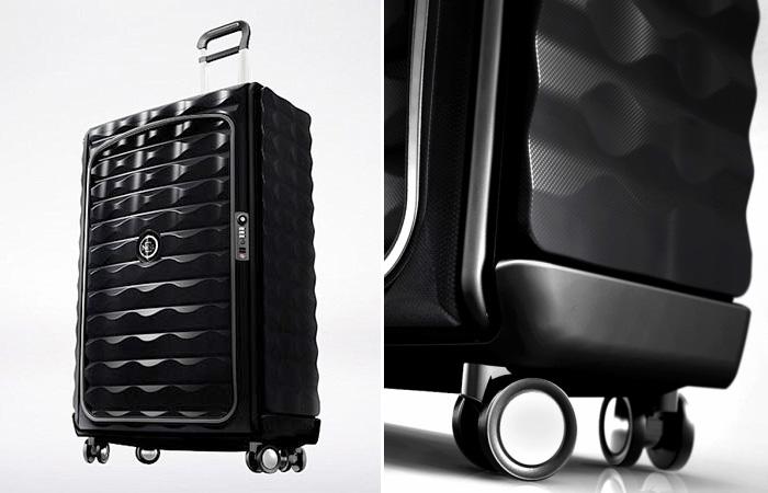 «Умный» чемодан-трансформер Neit