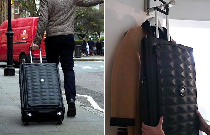 Складной чемодан-трансформер Neit.