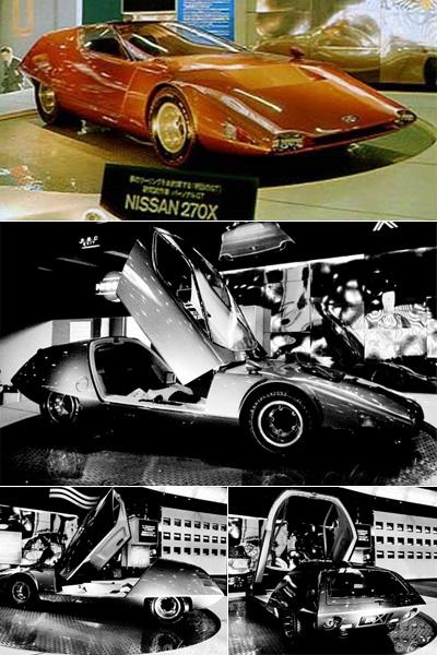 Nissan 270X