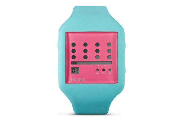 Дизайнерские часы Nooka
