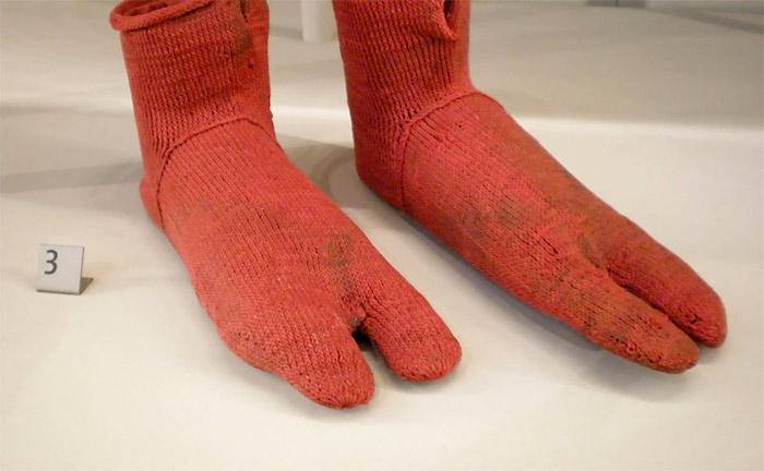 Самые древние в мире носки