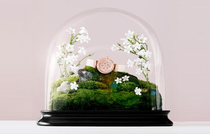 Время волшебства: впечатляющая реклама наручных часов Omega
