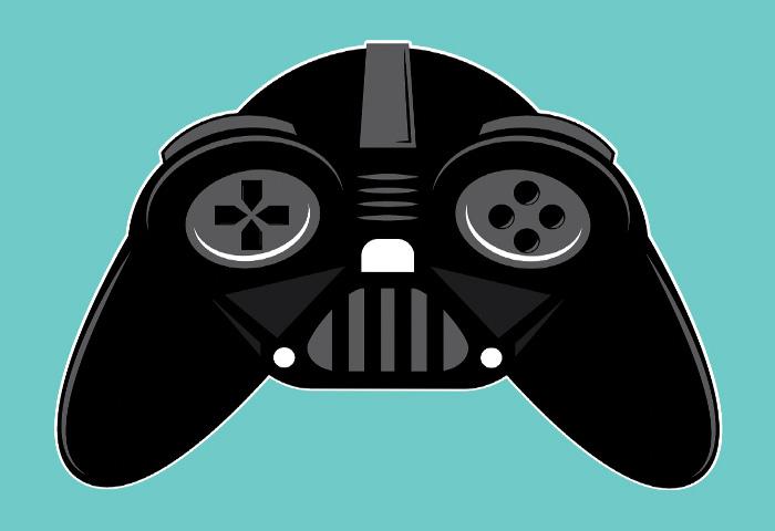 Игровые приставки на Темной стороне