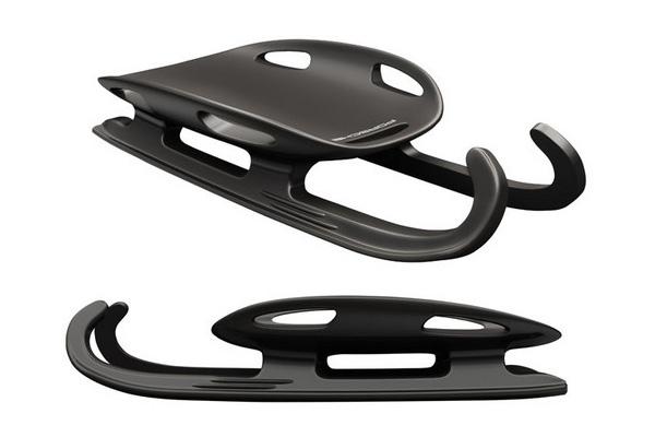 Дизайнерские санки Porsche для автолюбителей